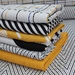 Mini Cloth stack Take Shape in vertical