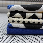 Mini Cloth stack Take Shape in horizontial