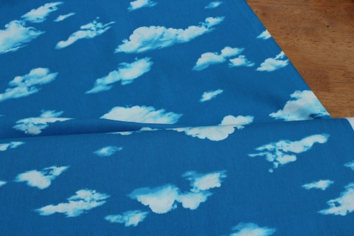 Cosmo Japanese clouds on Blue Sky