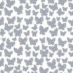 Lotta Jansdotter Lilla minna in grey - blue