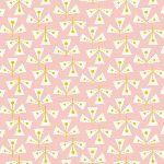 Rachel Cave confetti, dotty leaf