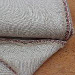 Robert Kaufman Essex  YARN DYED LINEN oyster