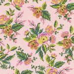 Rifle Paper Co. Menagerie-Jardin de Paris in peony