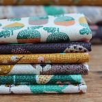 Mini Cloth stack Autumnal harvestwood