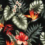 Sevenberry Island paradise BARKCLOTH