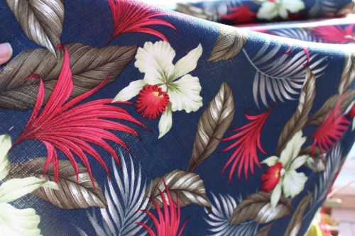 Sevenberry exotic nights BARKCLOTH