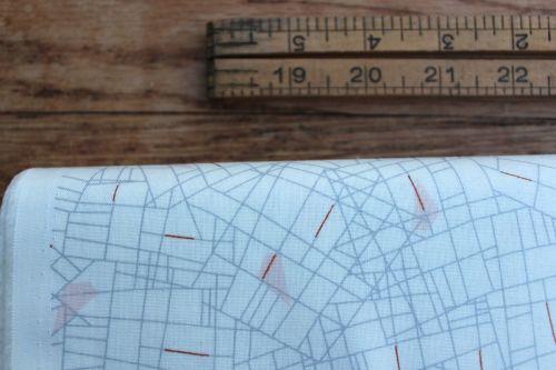 Ali Brookes New horizons town grid