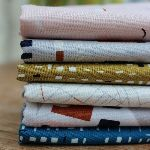 Mini Cloth stack Ali Brookes New Horizons ....
