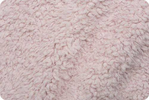 Shannon Fabrics  Llama cuddle - rosewater