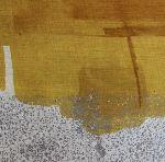 Nani Iro wild flower mustard linen