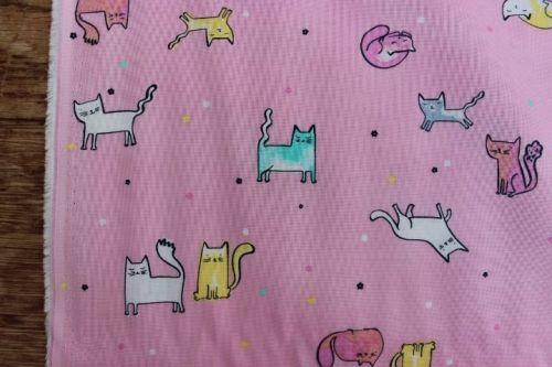 Dear Stella  Catitude lazy cats on parfait