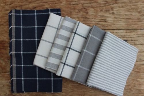 Mini Cloth Stack Essex wovens selection