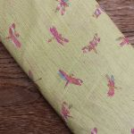 £9.00 YARD -Freespirit dragonfly fabric
