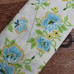 £9.00 YARD -Freespirit Heather Bailey - large floral print