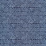 Cloud 9-Terrestrial herringbone in navy