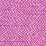 Cloud 9-Terrestrial herringbone in fuschia