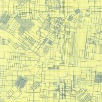 Carolyn Friedlander -CF Collection euclidean in Yellow
