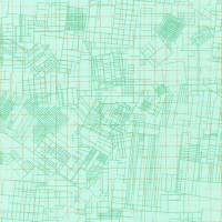 Carolyn Friedlander -CF Collection euclidean in Mint