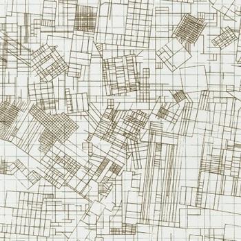 Carolyn Friedlander -CF Collection euclidean in Tawny