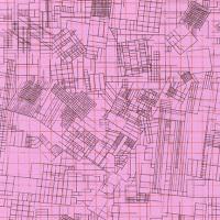 Carolyn Friedlander -CF Collection euclidean in Crocus