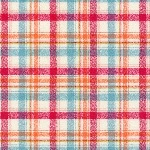Robert Kaufman Mammoth Junior flannels - peaches and nectarine