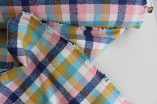 Robert Kaufman Mammoth Junior flannels - summer surf time
