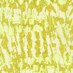 Carolyn Friedlander -JETTY- Sharp shadow in yellow
