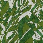 Carolyn Friedlander -JETTY- tree shadow in avocado
