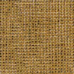 Carolyn Friedlander -JETTY- Metallic Grid Silver border in Leather
