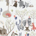 Dear Stella / Rae Ritchie foxtail forest treetop party