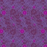Anna Maria Horner, Passionflower lace in Lush
