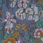 Cloud 9-  Sarah Watson Grasslands - Embroiderd floral
