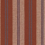 Robert Kaufman Taos Flannel -stripe in RUST