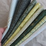 Mini Cloth stack Carolyn Friedlander CF Fernilicious