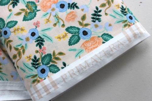 Rifle Paper Co. Menagerie-PRIMAVERA -birch - BLUSH