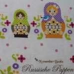 Kokka Russian Doll November books