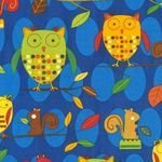 Amy Schlimer Animal party too  owls & squirrels