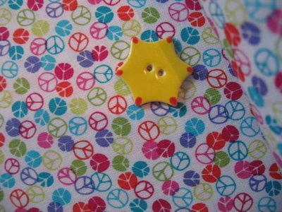 Michael Miller petit peace symbol