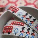 Kokka Linen tape great British London