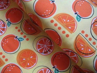 Monaluna metro market  Zingy oranges