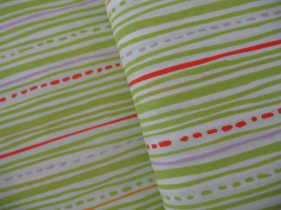 Penguin & Fish Safari sweet Organic elements Stripe