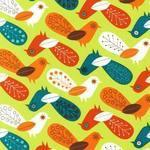 Suzy Ultman critter community  retro doves