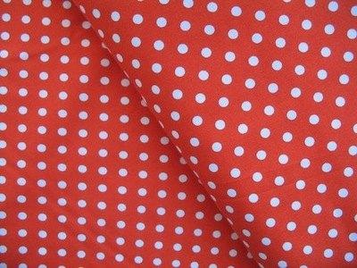 Michael Miller 5mm dumb dot in clementine