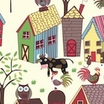 Heather Dupont 'home to roost' farmyard