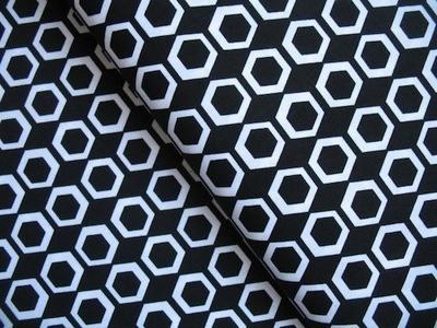 Robert Kaufman geometric Stockholm on black