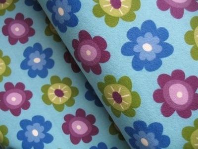 Lesley Grainger floral pretty paisley FLANNEL