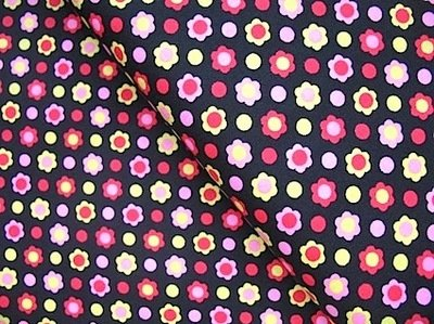 Lecien TP collection bears neon floral