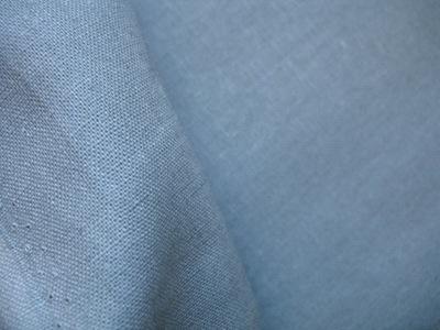 Broader width LINEN in slate grey