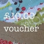 Gift Voucher worth £10.00