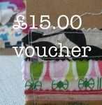Gift Voucher worth £15.00